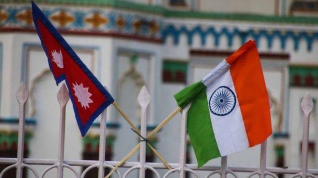 नेपाल भारत