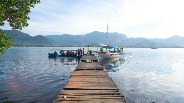 Perahu Pustaka, Sulawesi Barat