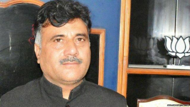 जम्मू में बीजेपी राज्य सचिव अनिल परिहार की हत्या
