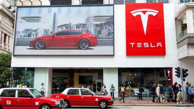 Nuevo modelo de Tesla