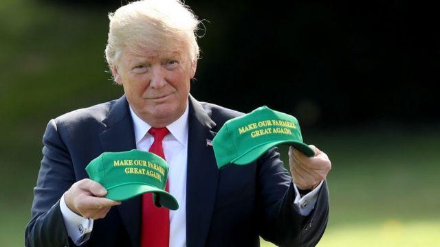 """""""Вернем американским фермерам былое величие"""""""