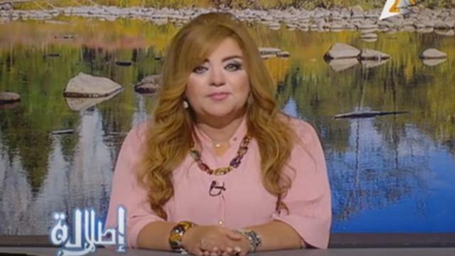 Khadidja Khattab, Egypte, télévision