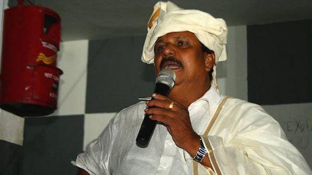 केरल के निर्दलीय विधायक पीसी जॉर्ज