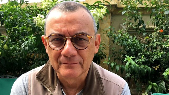 Horacio Castellanos Moya.