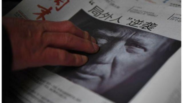 Bắc Kinh quan sát việc ông Trump thắng cử cùng quan ngại