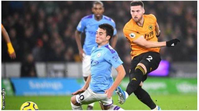 Wolves ta farafdo daga 2-0 inda da doke Manchester City 3-2 a filin wasanta na Molineux.