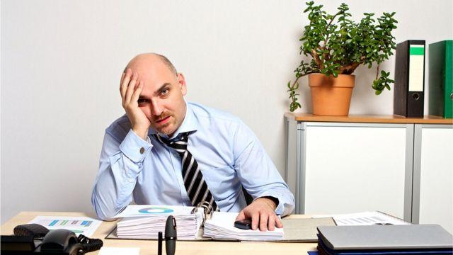 Стресс менеджера