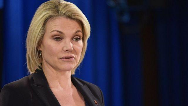 سخنگوی وزارت خارجه آمریکا ادامه حصر خانگی را ناعادلانه خواند