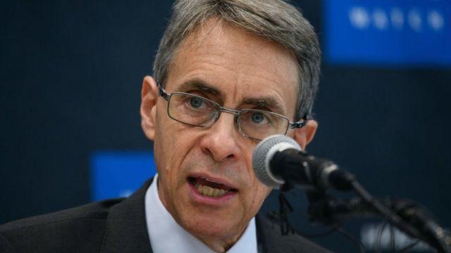 케네스 로스 휴먼라이츠워치(HRW) 사무총장