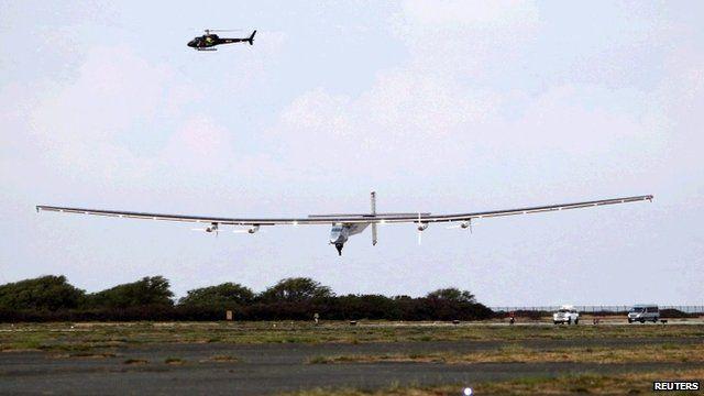 SI-2 lands in Hawaii
