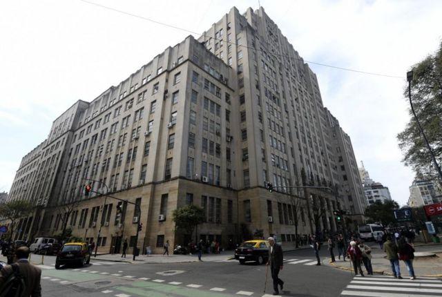 Facultad de Medicina en Buenos Aires