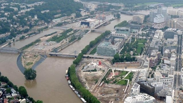 River Seine, Paris