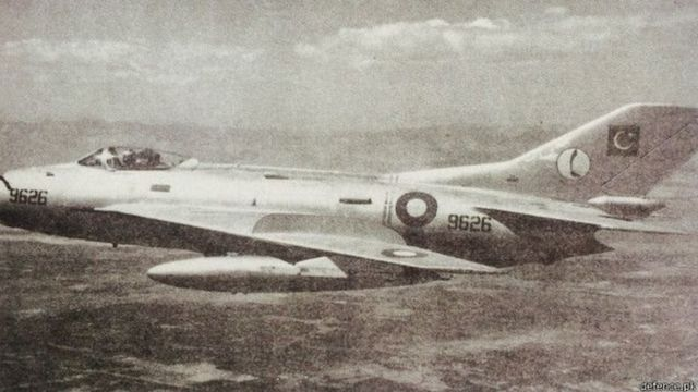 पाकिस्तान का लड़ाकू विमान