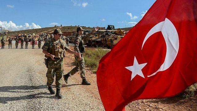 ترک فوجیں