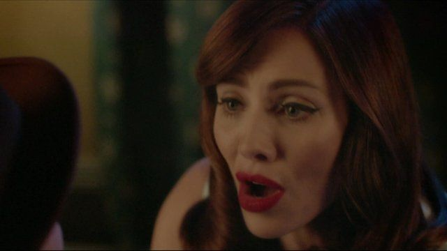 Natalie Imbruglia in her video for 'Instant Crush'