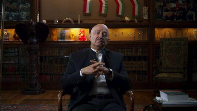 Expresidente Carlos Salinas