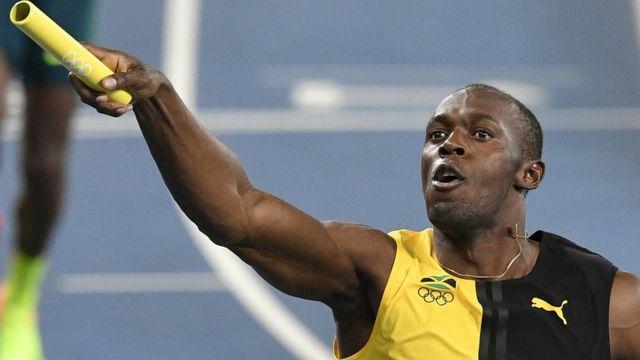 Bolt tiene ya 9 oros olímpicos.