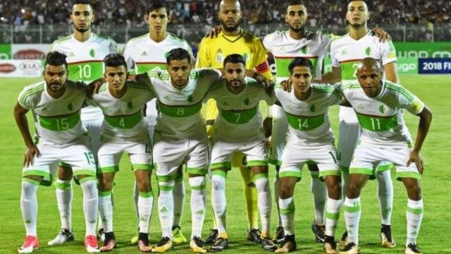 L'équipe nationale algérienne a fait de faibles performances durant ces dernières années, malgré la présence de stars comme Riyad Mahrez.