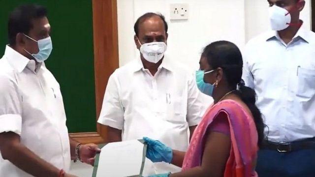உயிரிழந்த ஜெயராஜ் மகளுக்கு அரசு பணி