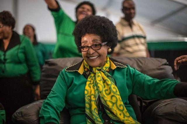 Winnie anasema alipewa pesa hizo wakati wa sherehe ya siku yake ya kuzaliwa alipohitimu miaka 80
