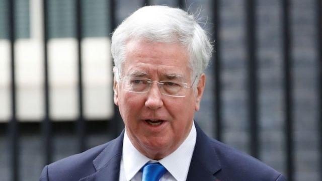 Accusé de harcèlement sexuel, le ministre britannique de la Défense Michael Fallon a démissionné ce mercredi.