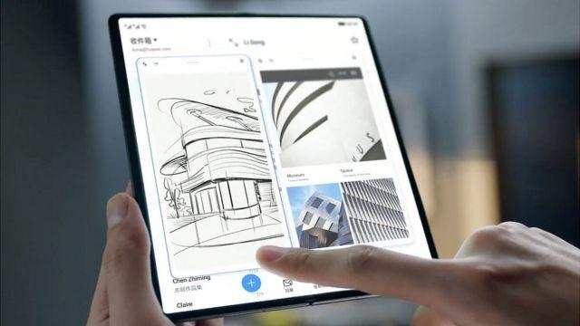 Huawei screens