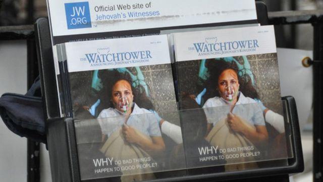 Publicaciones de los Testigos de Jehová.