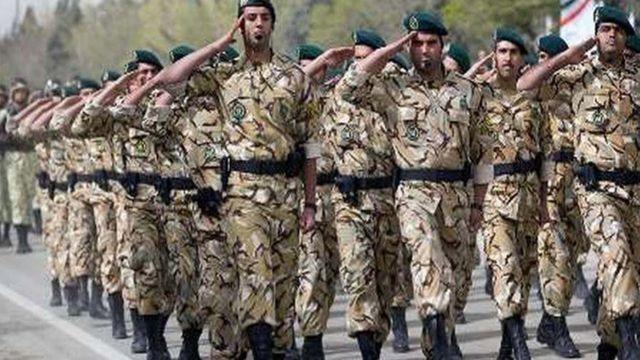 کلاه سبزهای ارتش