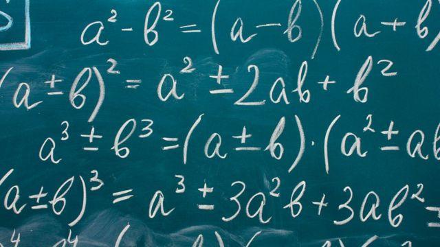 Уравнение на доске