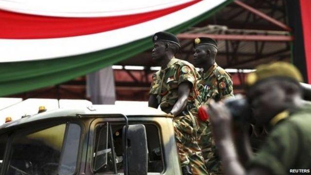 Abasirikare ba Sudani y'epfo bararegwa guhohotera abaturage