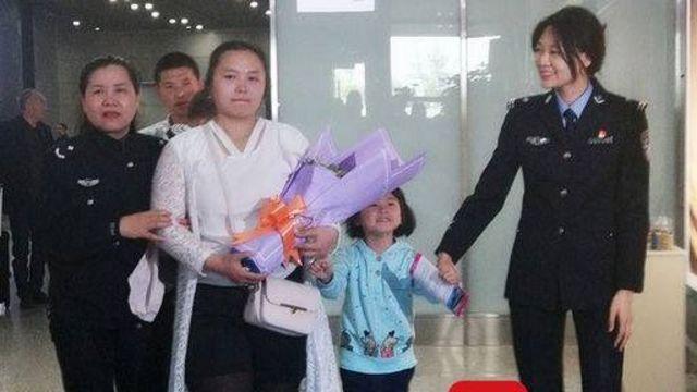 Kang Jing s porodicom