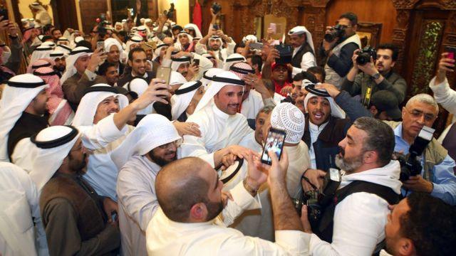 أسفرت نتائج انتخابات مجلس الأمة الكويتي عن وصول عدد من رموز المعارضة في البلاد