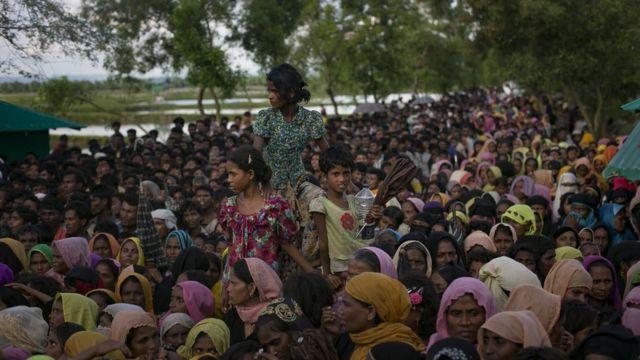 Rohingya, Myanmar, Bangladesh