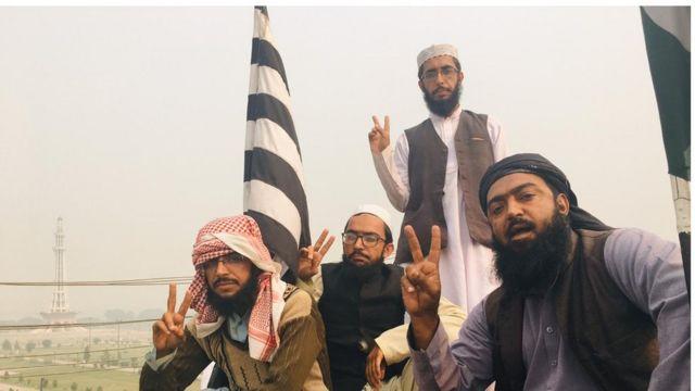 جمیعت علمائے اسلام کے کارکن