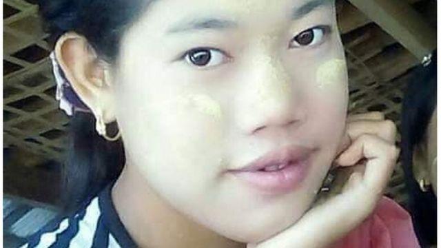 နေအိမ်ထဲမှာ သေနတ်ကျည်ထိမှန်သေဆုံးခဲ့ရတဲ့ မနီနီစိုး