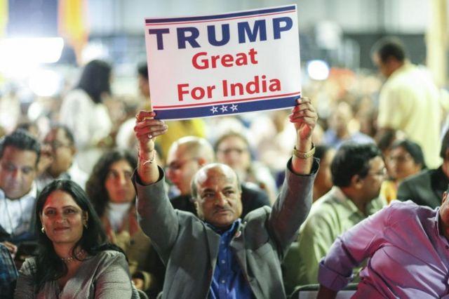 रिपब्लिकिन हिंदू कोएलिशन की रैली
