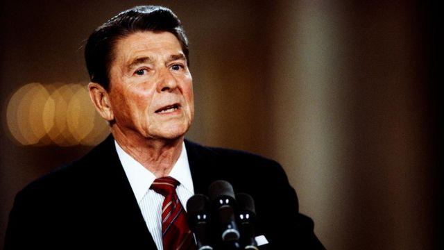 وقتی رونالد ریگان در سال ۱۹۸۴ برای دوره دوم ریاستجمهوری وارد کارزار انتخابات شد، مسنترین رییسجمهور تاریخ ایالات متحده تا آن زمان بود