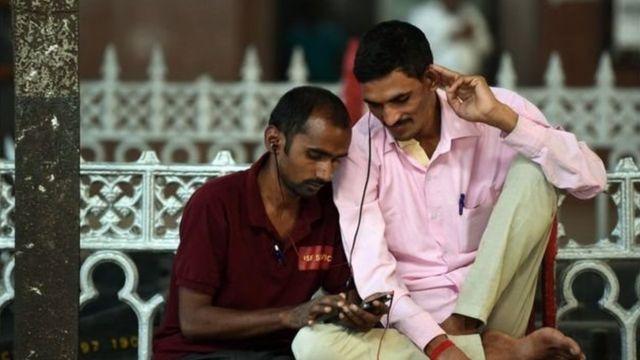 फ़ोन का बढ़ता इस्तेमाल