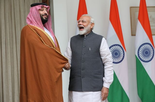 هند و سعودی