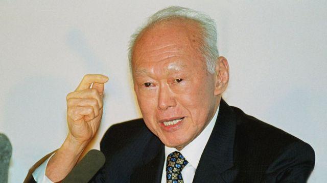 新加坡已故总理李光耀
