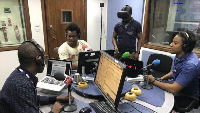 Laurel Gbenafa, Fréderic Gaba, virimma, réalité virtuelle en Afrique, logement, maisons 3D, Afrique avenir, Rémy Nsabimana, BBC Afrique