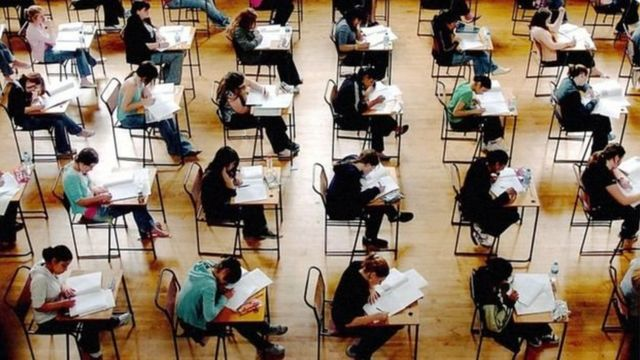 The UK's test results remain behind the top-performing Asian education systems