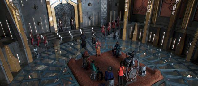 Кадр из нового фильма