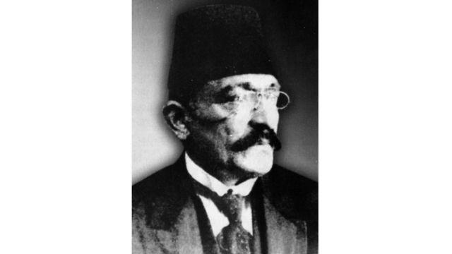 Əhməd Ağayevin şəkli