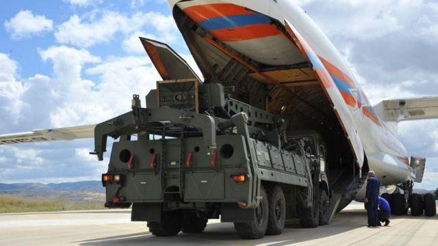S-400 füzeleri