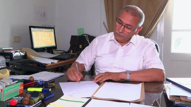 Psychiatrist Chamseddine Hamouda