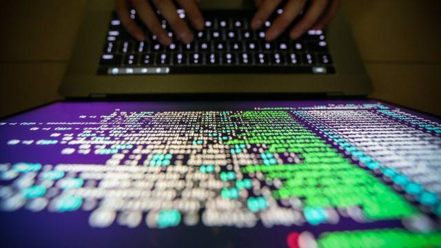 حملات سایبری عکس تزئینی