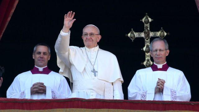 پوپ فرانسز