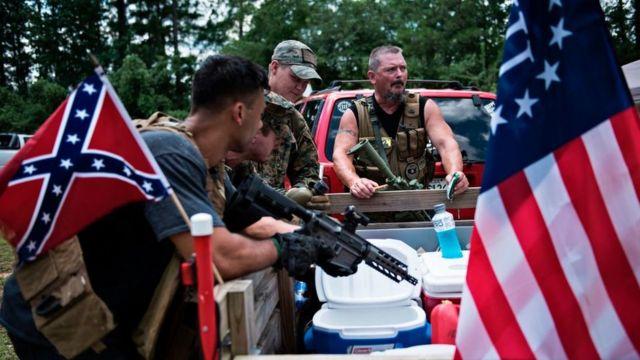 Milícia da Georgia