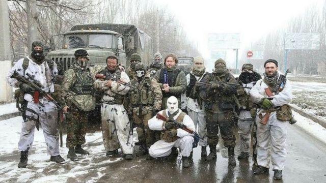 Вагнерівці на Донбасі